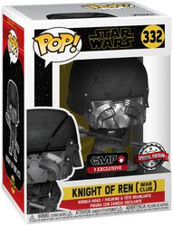 Episode 9 - The Rise of Skywalker - Knight of Ren (War Club) Vinyl Figure 332