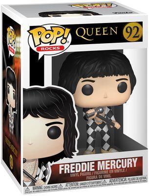 Freddie Mercury Rocks Vinyl Figure 92