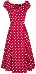 Dolores Doll Dress Polka