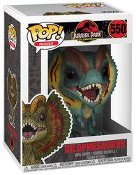 Dilophosaurus (Chase mulig) Vinyl Figure 550