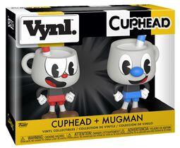 Cuphead + Mugman 2-Pak (VYNL)