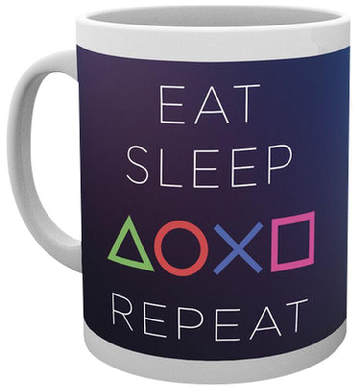 Eat Sleep Repeat