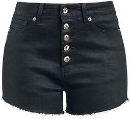 Hotpants med knapper
