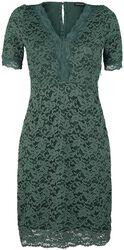 Green Glam Dress