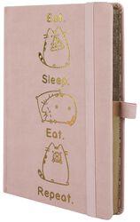 Eat, Sleep. Repeat - Notesbog