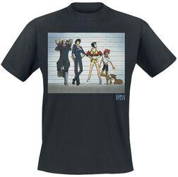 Cowboy Bebop Police Line-Up