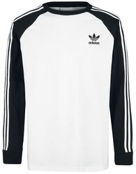 3-Stripes LS T