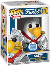 Fantastik Plastik - Salty (Funko Shop Europe) Vinyl Figure 11