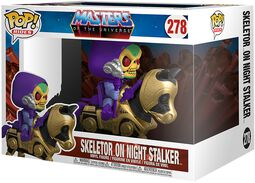 Skeletor on Night Stalker (Pop! Rides) Vinyl Figure 278