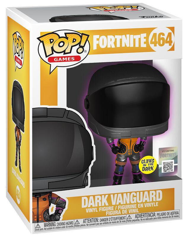 Dark Vanguard (GITD)  Vinyl Figure 464
