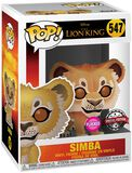 Simba (filt) Vinyl Figure 547