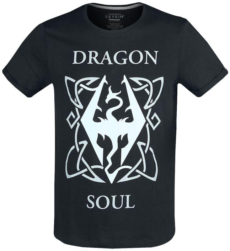 V - Skyrim - Dragon Soul