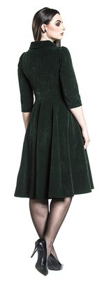 Glamorous Velvet Tea Dress
