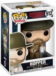 Hopper with Donut (Chase mulig) Vinyl Figure 512