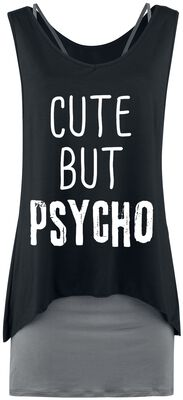 Two in One Dress - Cute But Psycho