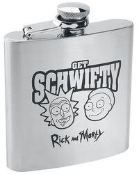Get Schwifty - lommelærke