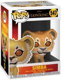Simba Vinyl Figure 547