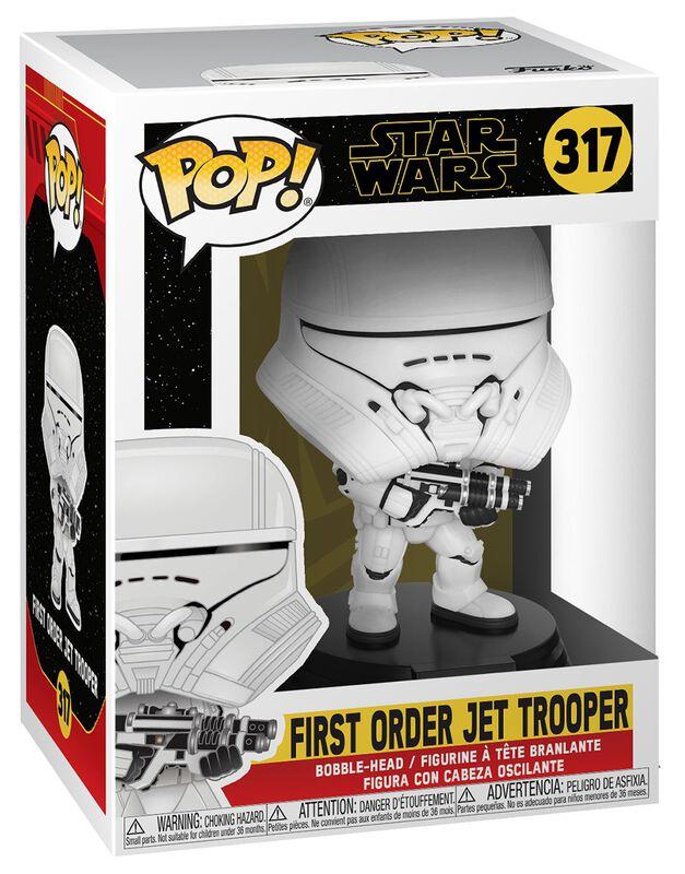 Episode 9 - The Rise of Skywalker - First Order Jet Trooper Vinyl Figure 317
