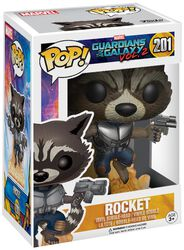 2 - Rocket Racoon Figur 201