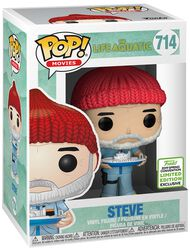 The Life Aquatic ECCC 2019 - Steve (Funko Shop Europe) Vinyl Figure 714