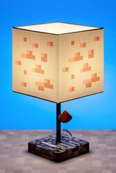Minecraft Lampe