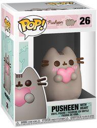 Pusheen with Heart Vinyl Figure 26