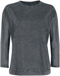 Grey Long-Sleeve