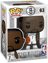 Brooklyn Nets - Kevin Durant Vinyl Figure 63