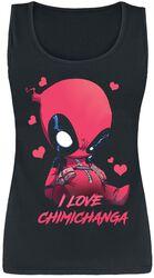 Chimichanga Love