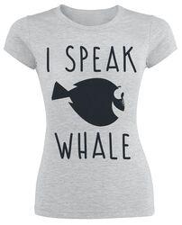 Find Nemo I Speak Whale