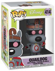 Quaildog Vinyl Figure 414