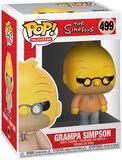Grampa Simpson Vinyl Figure 499