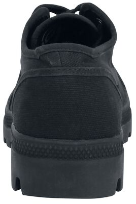 Military Canvasboot Low