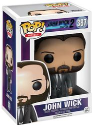 John Wick John Wick (Chase mulig) Vinyl Figure 387