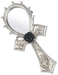 Gothic Ankh håndspejl