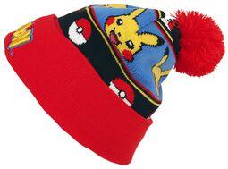 Logo med Pikachu