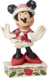 Minnie Mouse Christmas Mini