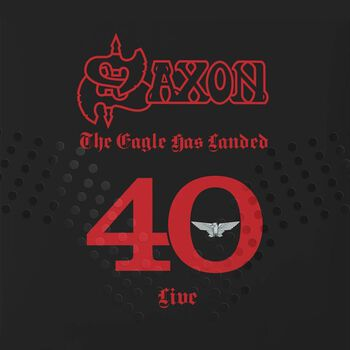 The eagle has landed 40 (Live)