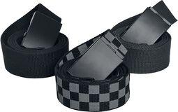 Belts Trio 3-Pak