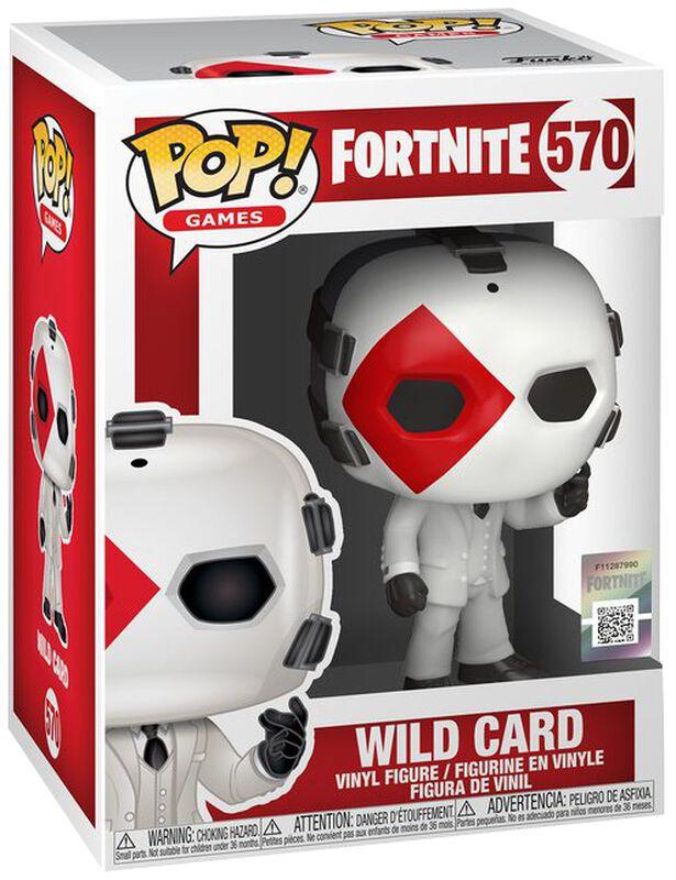 Wild Card (Diamond) Vinyl Figure 570