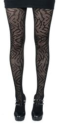 60 Denier Animal-Look Tights