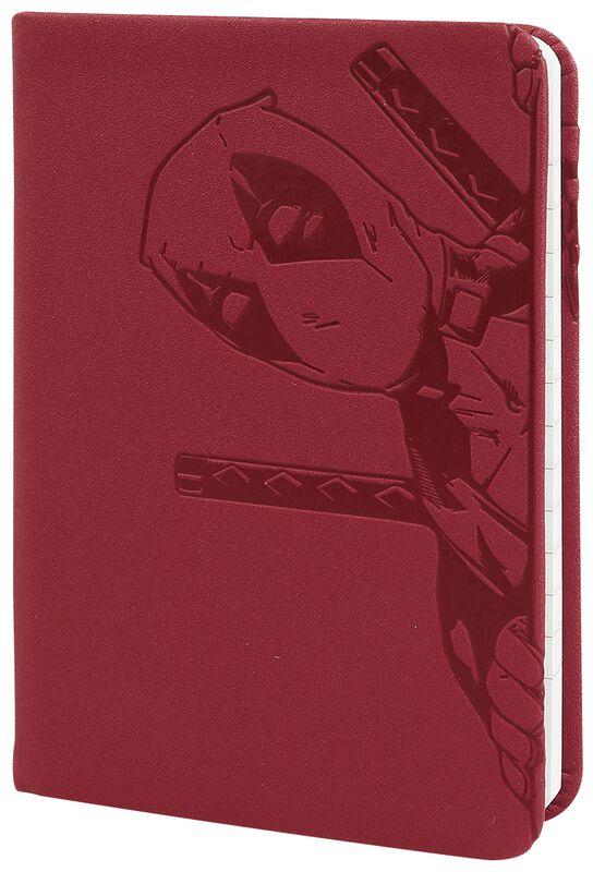 A6 premium lomme-notesbog