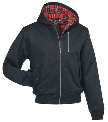 Lord Canterbury Hooded Winter