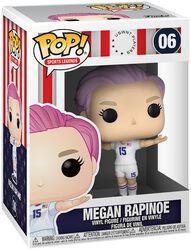 Football US Women's National Team - Megan Rapinoe (Sport Legends) Vinyl Figure 06