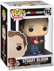 Stuart Bloom Vinyl Figure 782
