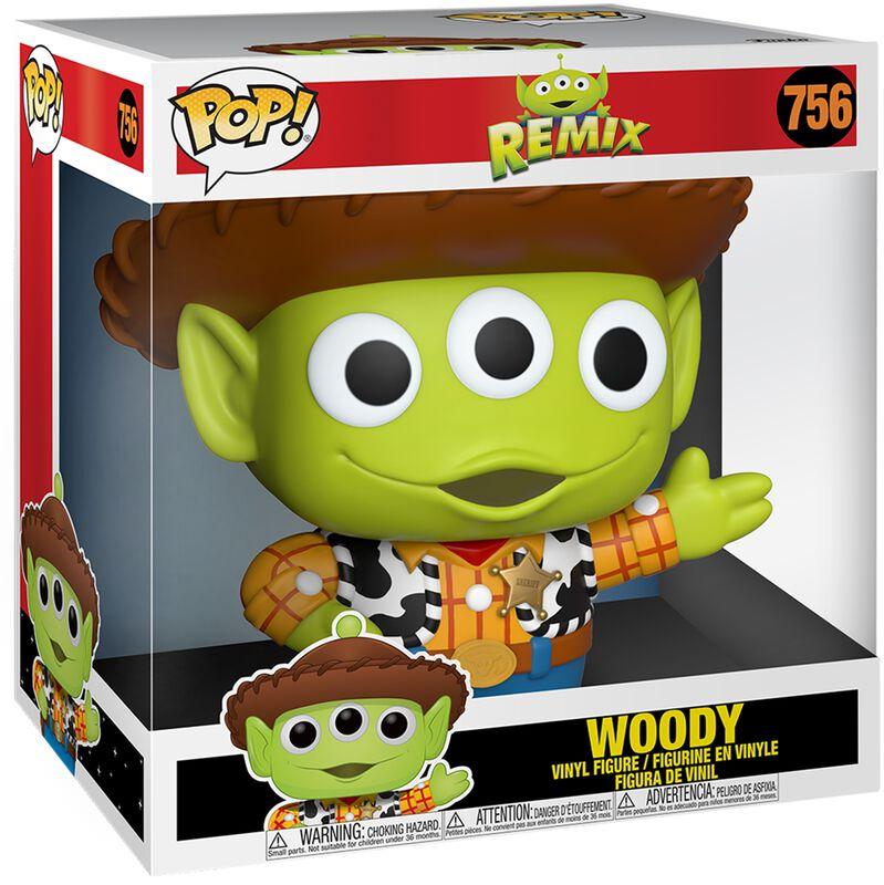 Alien As Woody - (Jumbo Pop!) Vinyl Figur 756