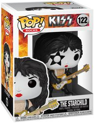The Starchild (Paul Stanley) Rocks Viinyl Figure 122