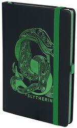 Slytherin - Premium Notesbog