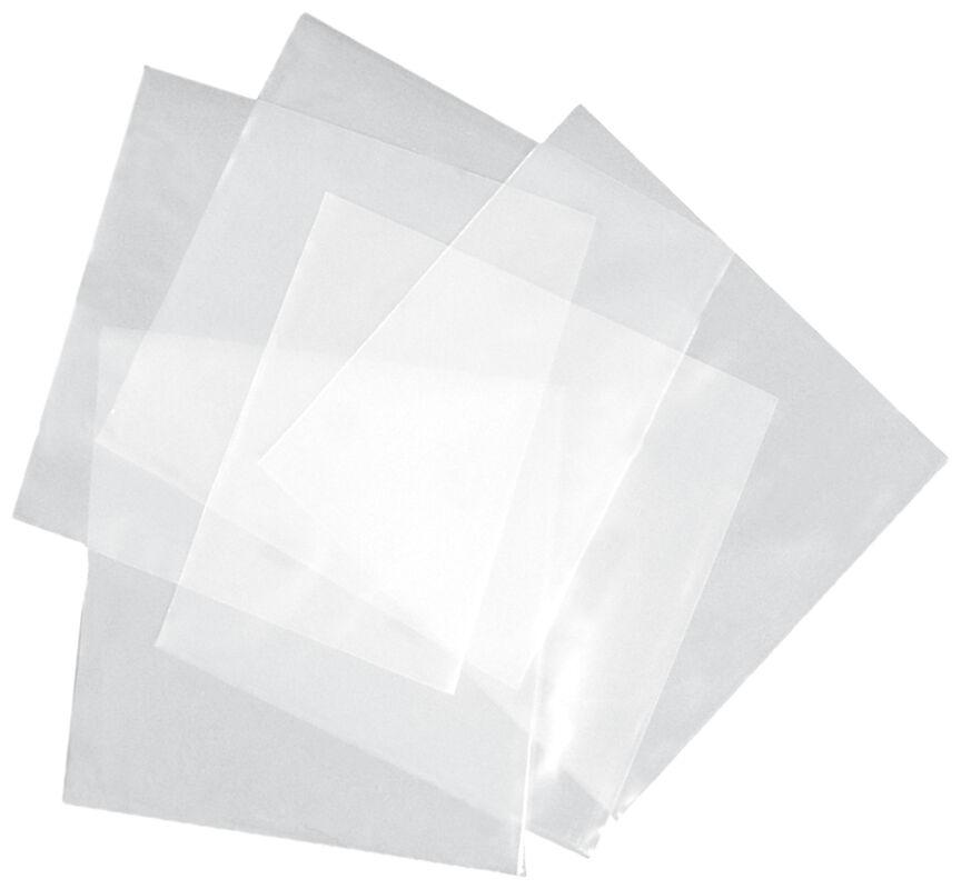 Vinyl Slipcovers med lukning (100 stk)
