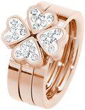 Friendship Cloverleaf Ring